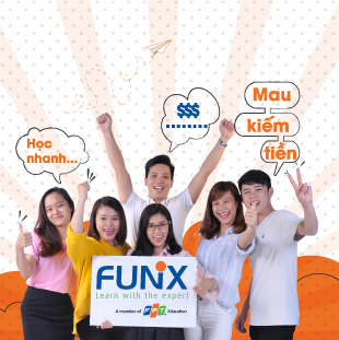 Học FUNiX - Học nhanh - Mau kiếm tiền