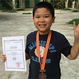 Lê Nguyễn Thiện Nhân - 12 tuổi - Sinh viên FUNiX